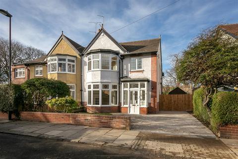 4 bedroom semi-detached house for sale - Glebe Avenue, Benton, Newcastle upon Tyne