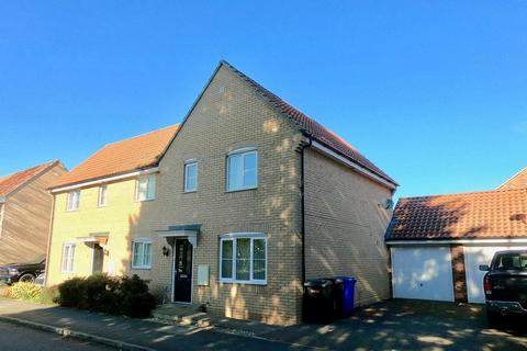 3 bedroom terraced house for sale - Green Lane, Red Lodge