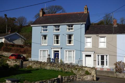 5 bedroom house for sale - Old Road, Llansteffan, Carmarthen