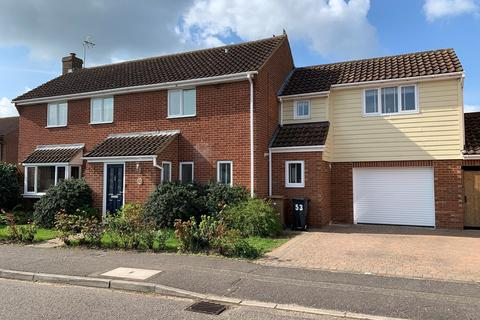 5 bedroom detached house for sale - Henniker Gate, Chelmer Village, Chelmsford, CM2