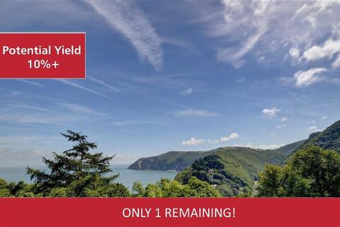 2 bedroom apartment for sale - Lynton Cottage Seaview Apartments, North Walk, Lynton, Devon, EX35