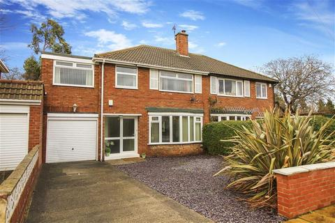 4 bedroom semi-detached house for sale - Thropton Crescent, Newcastle Upon Tyne, Tyne And Wear