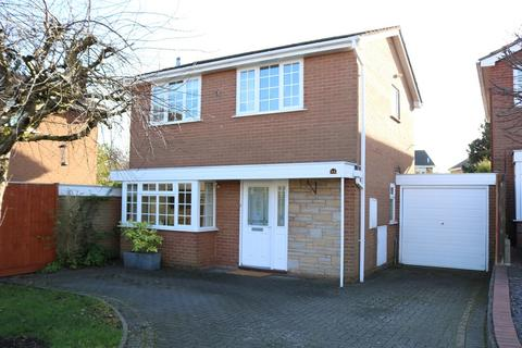 3 bedroom link detached house for sale - Abbots Close, Knowle