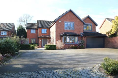 6 bedroom detached house for sale - Knowle Wood Road, Dorridge