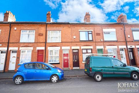 2 bedroom terraced house to rent - Balfour Street, Leicester, LE3 5EA