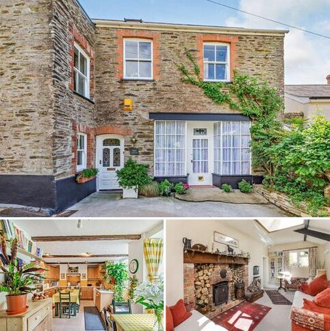 4 bedroom semi-detached house for sale - Cornworthy, Totnes, Devon