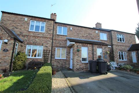 2 bedroom terraced house to rent - Beech Park Close, Riccall, York, YO19 6NL