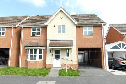 4 bedroom detached house for sale - Heritage Way, Hamilton, Leicester, LE5