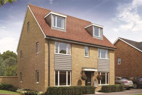 5 bedroom detached house for sale - Longhorn Drive, West Milton Keynes, Milton keynes MK8