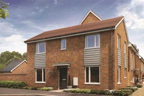 3 bedroom detached house for sale - Longhorn Drive, West Milton Keynes, Milton Keynes MK8