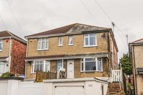 3 bedroom semi-detached house for sale - Sheringham Road, Branksome, Poole