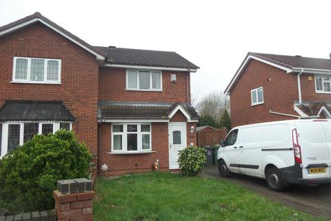 2 bedroom semi-detached house to rent - Memorial Close, Willenhall, WV13