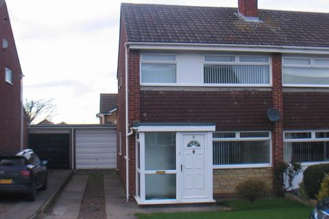 4 bedroom semi-detached house for sale - Burnside, North Seaton NE63