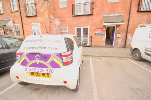 2 bedroom flat to rent - The Gainsborough, Drewery Court, Derby,DE22 3XH