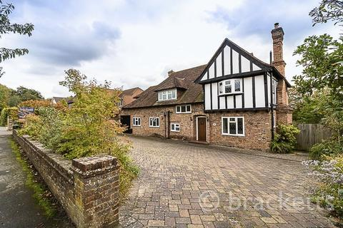 5 bedroom detached house for sale - St Lawrence Avenue, Bidborough, Tunbridge Wells