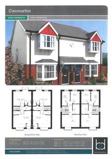 3 bedroom semi-detached house for sale - Caernarfon, North Wales