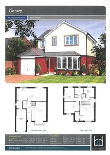 4 bedroom detached house for sale - Caernarfon, North Wales
