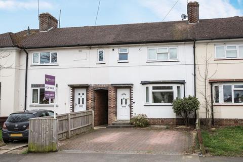 3 bedroom terraced house for sale - Aldrich Road, Cutteslowe, Oxford
