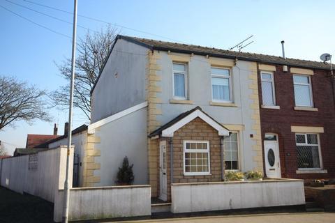 3 bedroom end of terrace house for sale - NORDEN ROAD, Bamford, Rochdale OL11 5PN