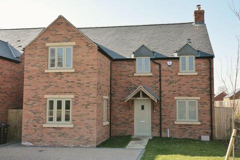 4 bedroom detached house for sale - Plot 9 Noral Close, Banbury