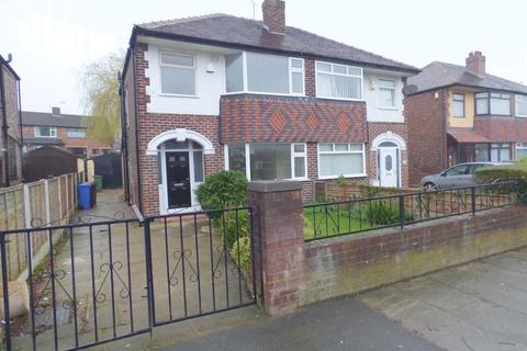 3 bedroom semi-detached house to rent - Hulme Road, Manchester