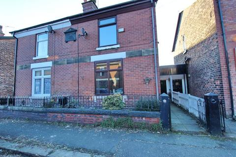 3 bedroom semi-detached house for sale - Ernest Street, Prestwich, Manchester