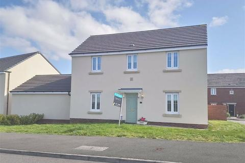 4 bedroom detached house for sale - Rhodfa'r Ceffyl, Carway, Kidwelly