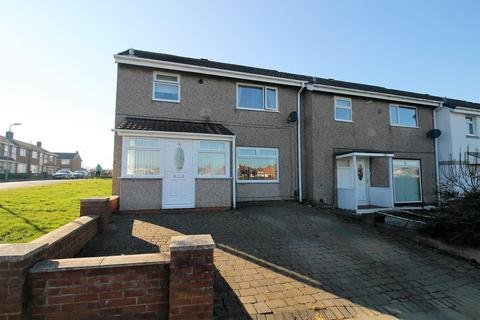 3 bedroom end of terrace house for sale - High Newham Road, Stockton-On-Tees