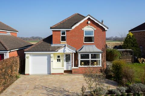 4 bedroom detached house for sale - Millfield Gardens, Nether Poppleton, York