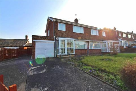 3 bedroom semi-detached house for sale - Essex Drive, Washington