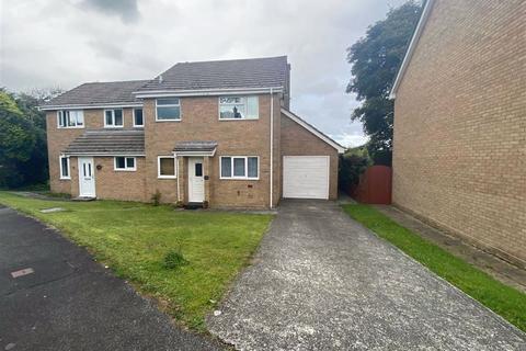3 bedroom semi-detached house for sale - Woodlands View, Johnston, Haverfordwest