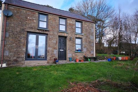 3 bedroom property with land for sale - Mountain Road, Upper Brynamman, Ammanford