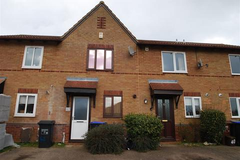 2 bedroom terraced house for sale - Braemar Crescent, East Hunsbury, Northampton