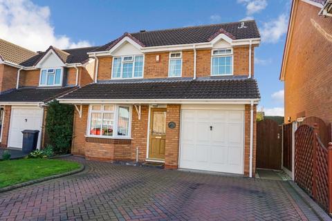 3 bedroom detached house for sale - Emberton Way, Amington, Tamworth