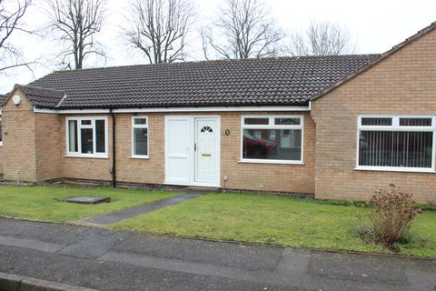 2 bedroom terraced bungalow for sale - Prince William Close, Coundon, Coventry