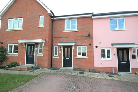 2 bedroom terraced house for sale - Buzzard Rise