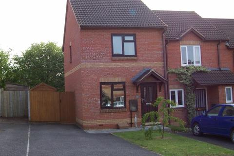 2 bedroom semi-detached house to rent - Chaffinch Drive, Cullompton