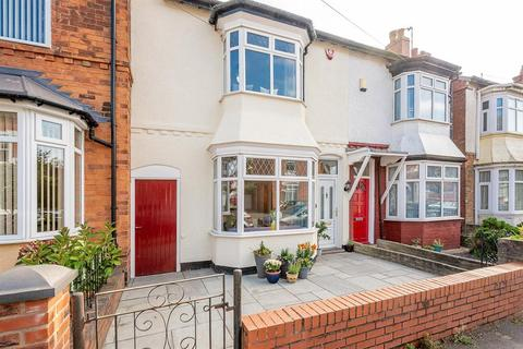 3 bedroom terraced house for sale - Grosvenor Road, Harborne, Birmingham, B17 9AN