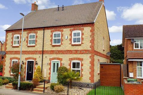 3 bedroom semi-detached house for sale - High Street, Bozeat, Northamptonshire, NN297NF