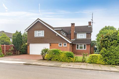 4 bedroom detached house for sale - Sunset Drive, Luton, Bedfordshire, LU2