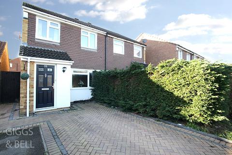 3 bedroom semi-detached house for sale - Coltsfoot Green, Birds Estate, Luton, LU4