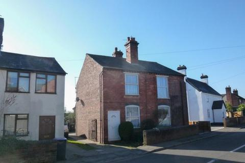 2 bedroom semi-detached house for sale - 16 Stafford Road, Newport, Shropshire, TF10 7LX