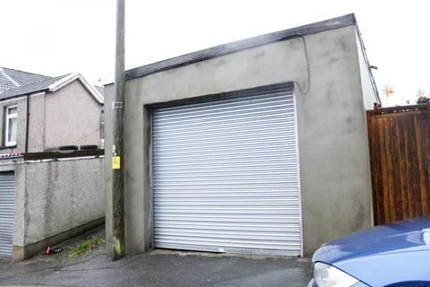 Garage for sale - Charles Street - Tonypandy