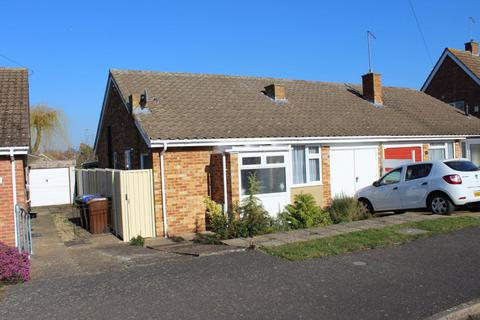 2 bedroom semi-detached bungalow for sale - Meadow Close, Duston, Northampton NN5 6RL