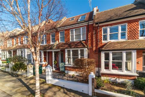 5 bedroom terraced house for sale - Chanctonbury Road, Hove, East Sussex, BN3