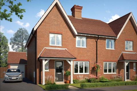 4 bedroom semi-detached house for sale - Tadpole Garden Village, Priory Vale, Swindon, Wiltshire, SN25