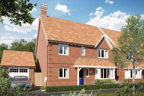 4 bedroom detached house for sale - Tadpole Garden Village, Priory Vale, Swindon, Wiltshire, SN25