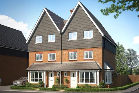 4 bedroom semi-detached house for sale - Tadpole Garden Village, Priory Vale, Swindon, Wiltshire, SN25