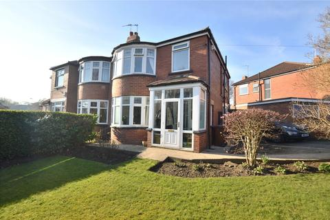 3 bedroom semi-detached house for sale - Kingswood Crescent, Roundhay, Leeds