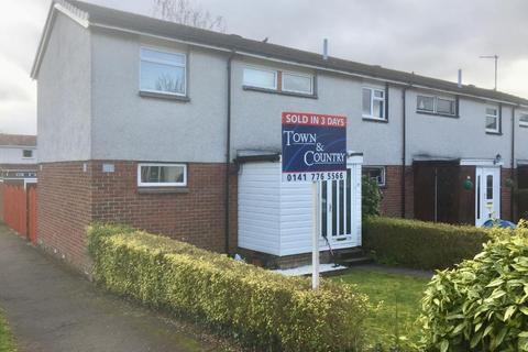 3 bedroom end of terrace house for sale - Ashcroft Avenue, Lennoxtown, Glasgow, G66 7EN